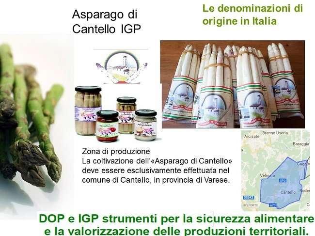 asparago Cantello igp