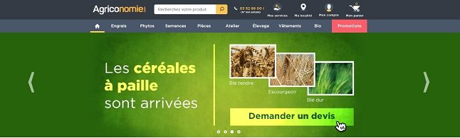 homepage agrieconomie