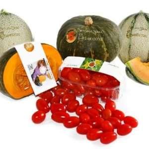 zucca meloni pomodori lorenzini