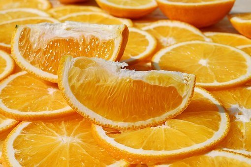 arance a fette