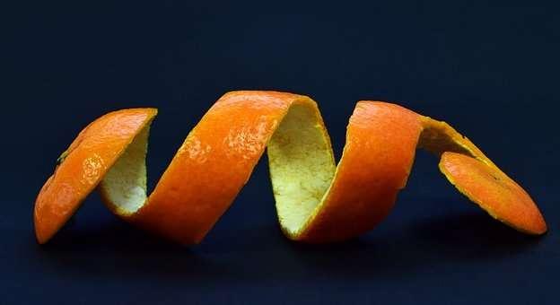 buccia arancia