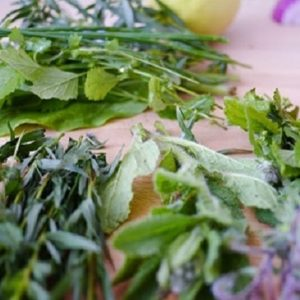 più erbe officinali meno sale contro l'obesità
