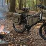 bici per forager nel bosco