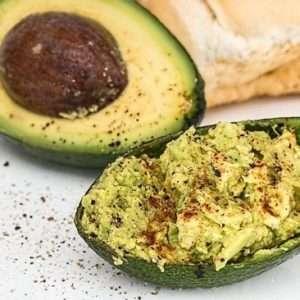 avocado e guacamole