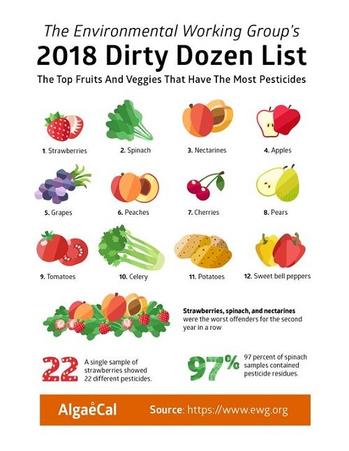 dirty dozen 2018