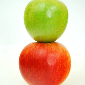 mele rosse verdi spesa dicembre