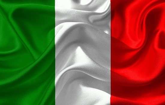 ITALIA BANDIERA nazioni
