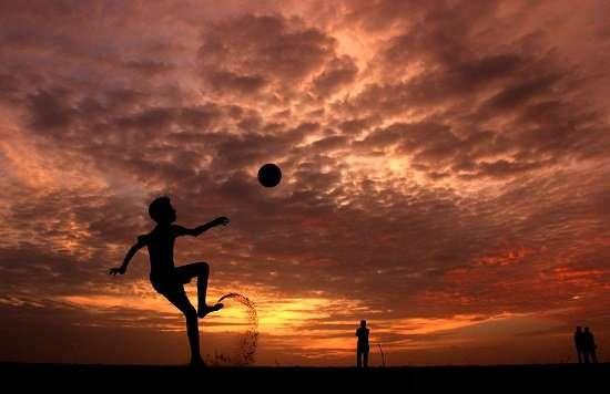 campo calcio sera