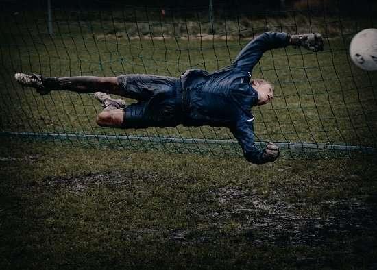 portiere gioco calcio