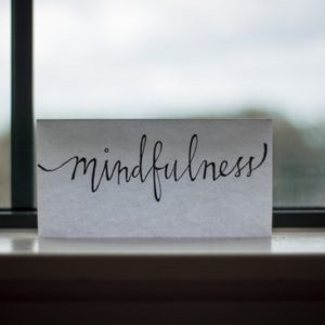 mindfulness antistress