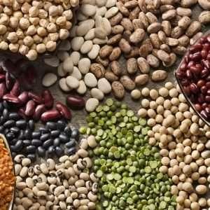 leguminose materia prima per la carne vegetale
