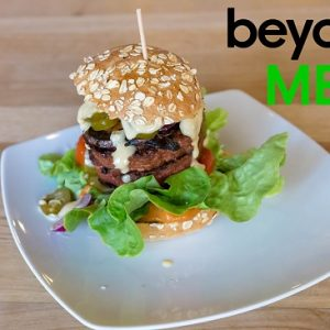 carne vegetale Beyond meat